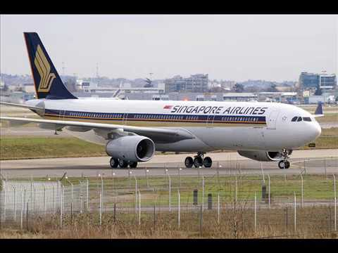 Tribute To Singapore Airlines