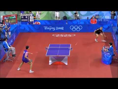 Настольный теннис_Топ 10 лучших розыгрышей_ HD
