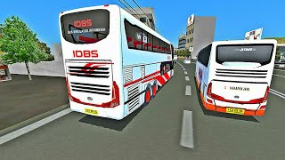 IDBS Bus Simulator V4.0 - First Gameplay HD