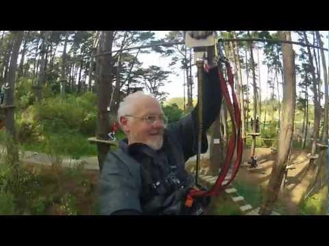 Adrenalin Forest Porirua NZ 1/9/2012