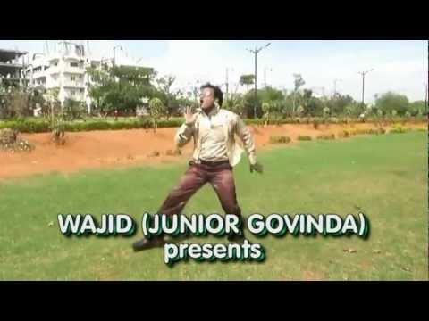 AANAN FAANAN DVD MOVIE BY WAJID JUNIOR GOVINDA