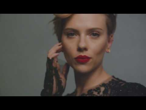 Scarlett Johansson Cover Shoot | Behind the Scenes | Marie Claire