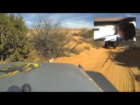 Outlaw Jeep Tour Moab UT