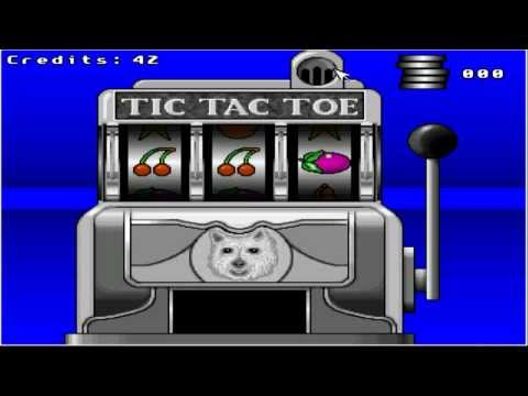 Tic Tac Toe AMIGA AGA PLAY 19xx)(Mental Images)[cr Legend] adf