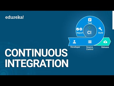 What is Continuous Integration? | Continuous Integration with Jenkins | DevOps Tutorial | Edureka