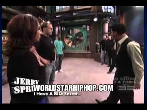 Dude Finds Out Girl He Met On Myspace   Got Dome From Is A Man On Jerry Springer! This A Man