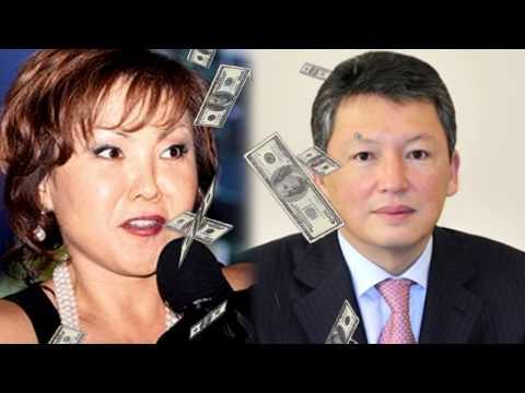 Состояние близких родственников Назарбаева за год выросло на $2,2 млрд