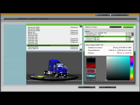 18 Wos Haulin Kenworth T660 Download