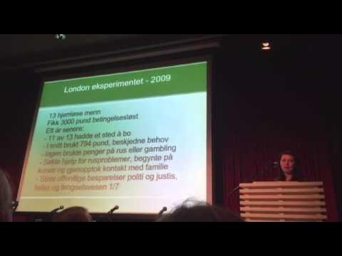 BIEN Norway - En bærekraftig økonomisk orden 30.01.2016 Oslo