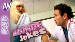 Blonde Jokes - Dumb Blondes