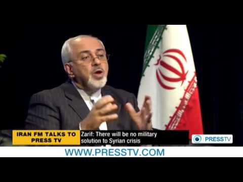 interview with Iran Foreign Minister Mohammad Javad Zarif