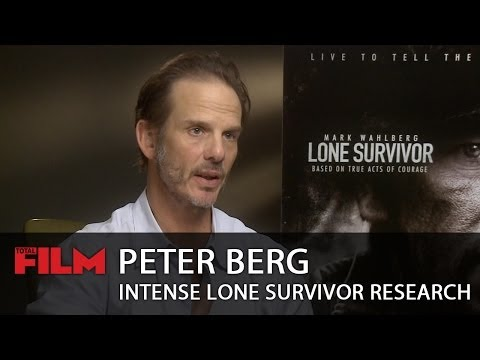 Peter Berg Talks Intense Lone Survivor Research Period