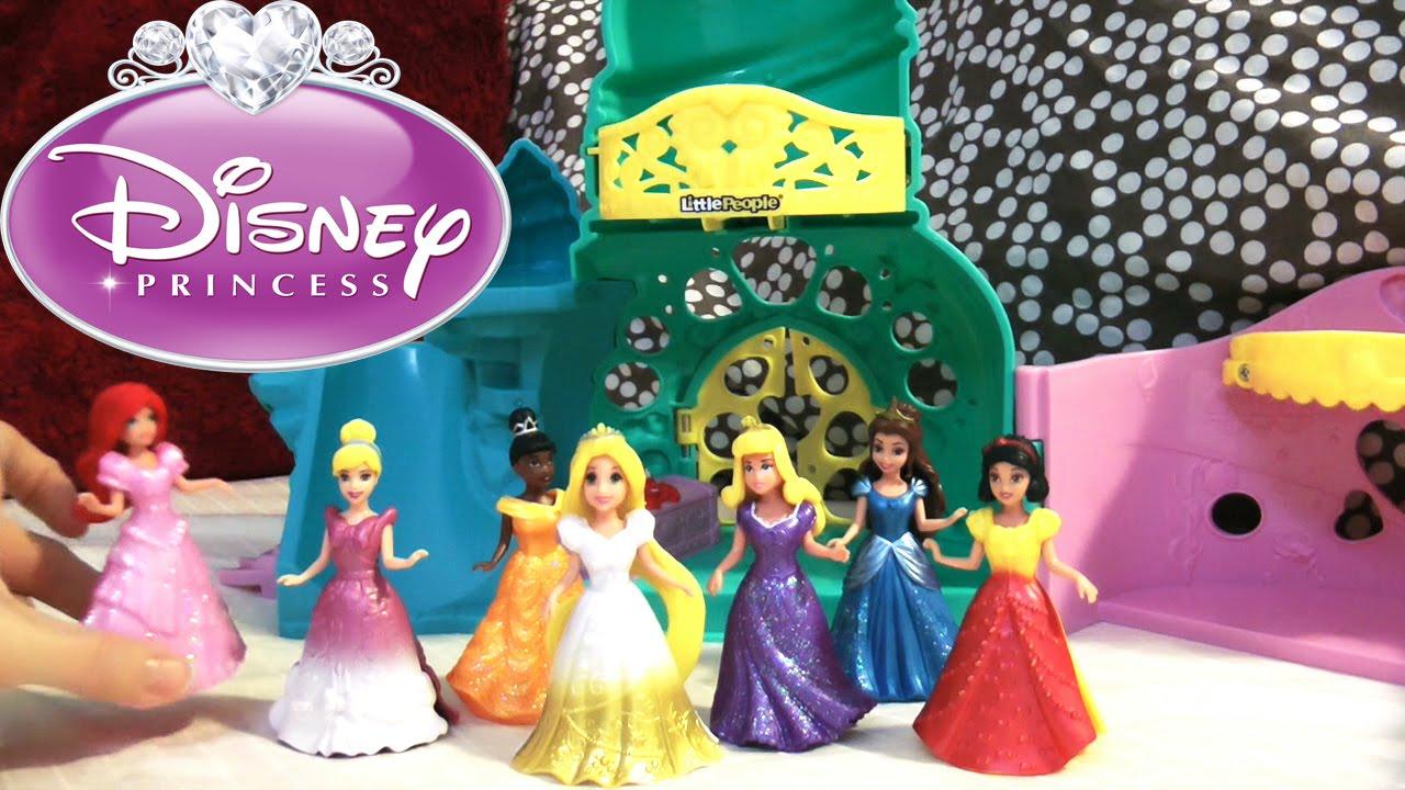 Disney Princess Magic Clip