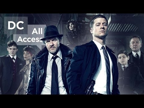 Ben McKenzie & the Cast Talk Gotham