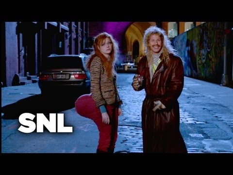 SNL Digital Short: Wish It Would Rain - Saturday Night Live