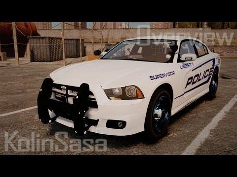 Dodge Charger 2012 Slicktop ELS