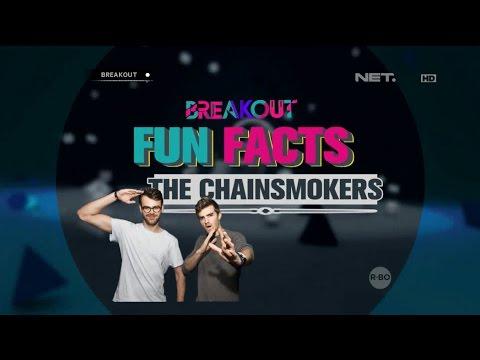 download lagu Breakout Fun Facts - The Chainsmokers! gratis