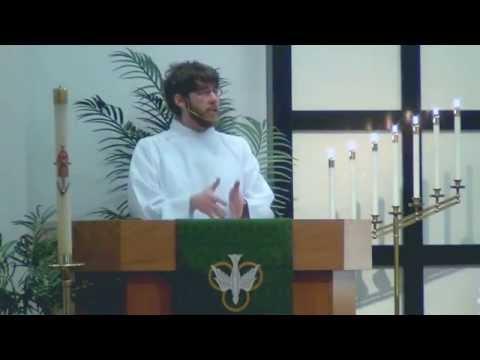 1/25/15 Sermon