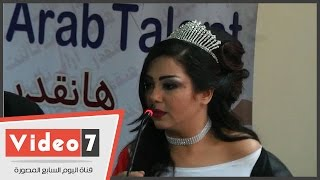 بالفيديو..إيمان أيوب تنعى فاتن حمامة: فقدنا هرم مصر الرابع