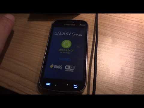 SRS: Direct (sim)Unlock Samsung S7562 Galaxy S Duos (Instruction)