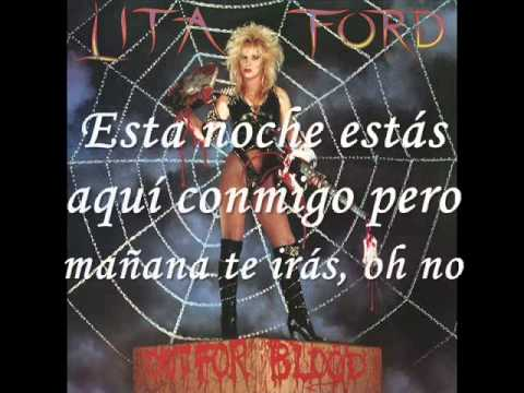 Lita Ford - I Can
