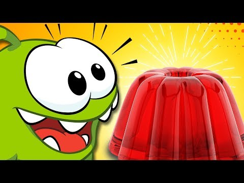 Om Nom Stories: Sweet Recipe Funny Baby Animal Cartoon For Kids Children Cut The Rope Video Blog