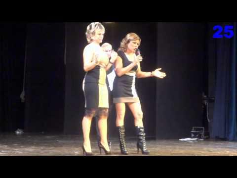 Floriana Secondi ex Vincitrice Grande Fratello con Carmen Russo – Miss Intimo 2013