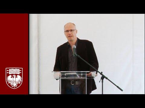 Seminary Co-Op Grand Opening: Aleksandar Hemon's Keynote Address