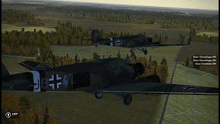 IL-2 Sturmovik: Battle of Stalingrad  - Paratroopers GO! Junkers Ju 52 TAW