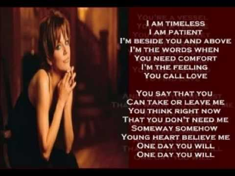 Martina Mcbride - One Day You Will