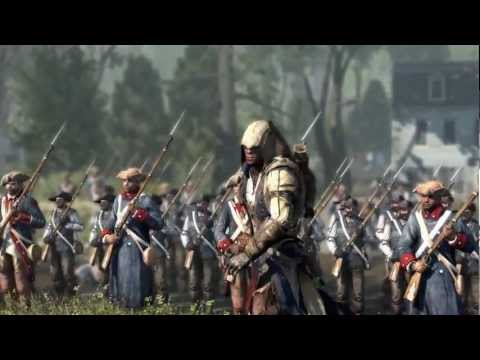 Assassin's Creed 3   Official Launch Trailer UK
