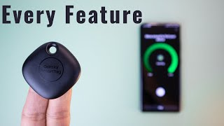 03. Everything The Samsung Galaxy Smart Tag Can Do !