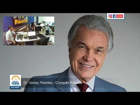 Série: Grandes nomes de Feira de Santana - Dr. Volney Pitombo
