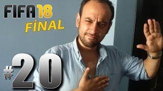 FIFA 18 YENİ KARİYER #20 (SON BÖLÜM): EFSANE KADRO İLE FİNAL!