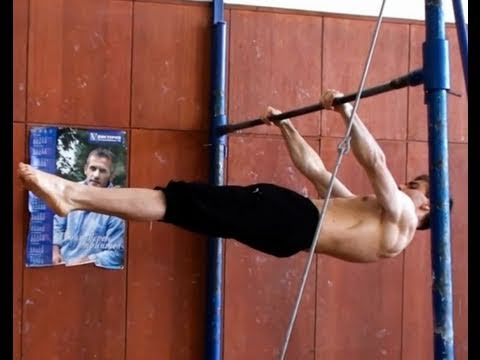 Front Lever Training Tutorial Written (Short)