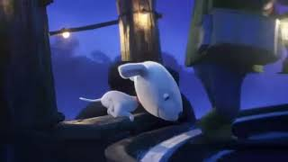 Mother's love. Animated story