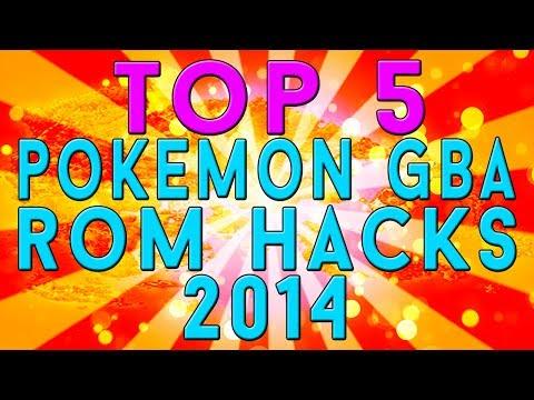 GamingGoat's Top 5 Pokemon GBA Rom Hacks 2014