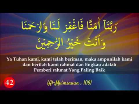 Video doa mustajab