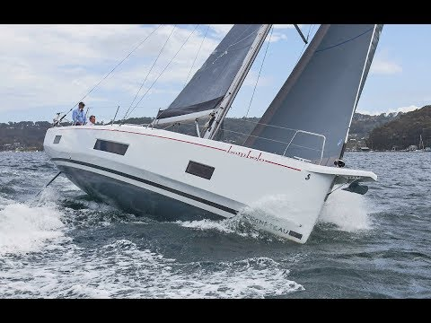 Sailing the new Beneteau Oceanis 46.1
