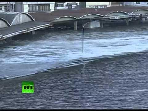 Tsunami Of Japan الله اكبر video