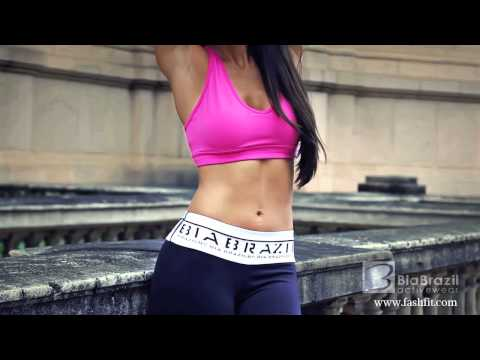 Bia Brazil Street Energy Collection by Fashion and Fitness