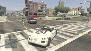 "GTA 5 Gameplay ""Having Fun/Free Roam"" Rapid GT Cheat Code"