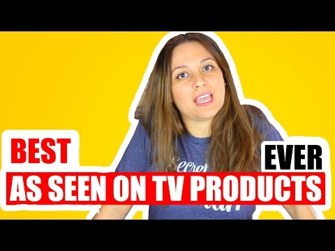 5 Best As Seen On Tv Products Tested Vivian Tries