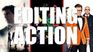 Editing Mission: Impossible, Kingsman, Kick-Ass   Talking Action with Eddie Hamilton