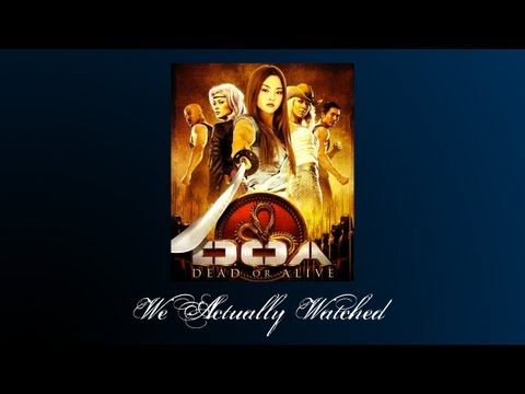 We Actually Watched: DOA Dead or Alive! - Ep. 03 w/ Steve & Jessica