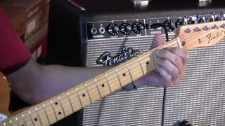 Rob Plays Fender Tele and a