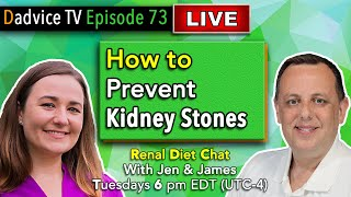How To Prevent Kidney Stones: Renal Diet and Kidney Stone Treatment