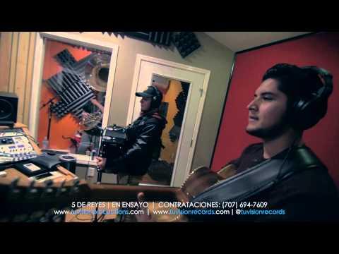 5 De Reyes 30 Cartas TUVISION RECORDS