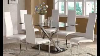 (5.62 MB) Modern glass dining table decor ideas Mp3