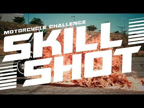 Motorcycle Challenge: Skill Shot